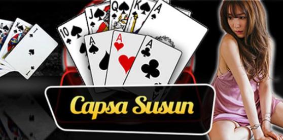 GAME JUDI CAPSA SUSUN ONLINE